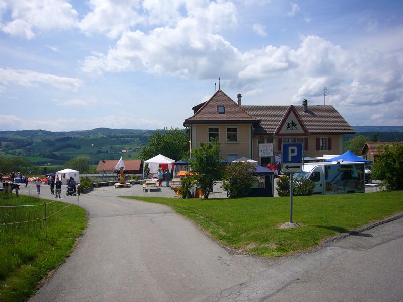 Fête au village 2007